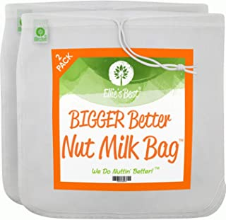 PRO QUALITY NUT MILK BAGS -2 Commercial Grade 12