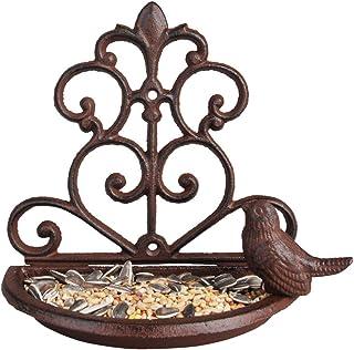 Esschert Design Comedero para pájaros de Pared