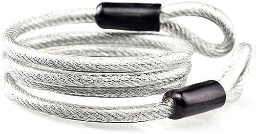 Newace Câble de sécurité en Acier (100 cm)