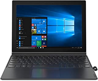 """2019 Lenovo Miix 630 12.3"""" FHD Thin and Light Touchscreen 2-in-1 Laptop Computer, Qualcomm Snapdragon 835 Octa-Core Up to 2.45GHz, 4GB DDR4, 128GB SSD, AC WiFi, Bluetooth 4.1, Active Pen, Windows 10"""