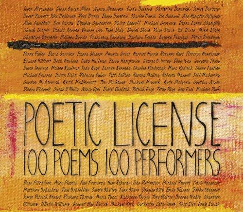 Poems 100 Performers