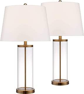 brass standard lamps