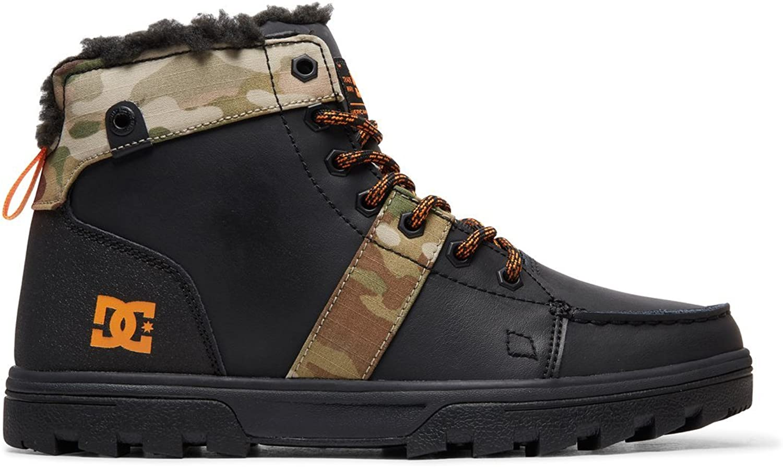 DC Men's Woodland Ankle Boots