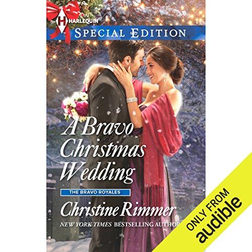 A Bravo Christmas Wedding audiobook cover art