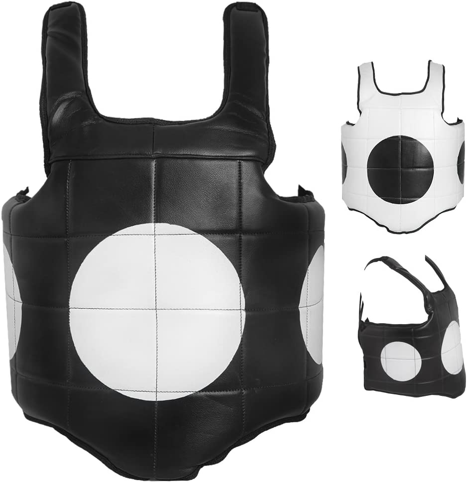AKRON All items in the store Boxing Martial Arts Chest Body Muay Guard Protector MMA New Shipping Free Th