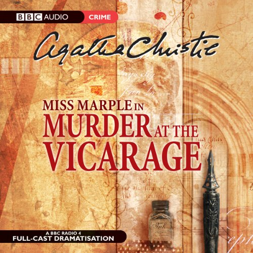 Murder at the Vicarage (Dramatised) cover art