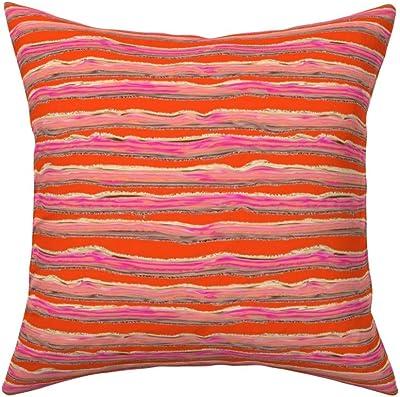 Amazon.com: Pantalón Urban Loft by Textured Zigs Naranja ...