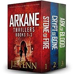 Arkane Thrillers, Books 1 - 3