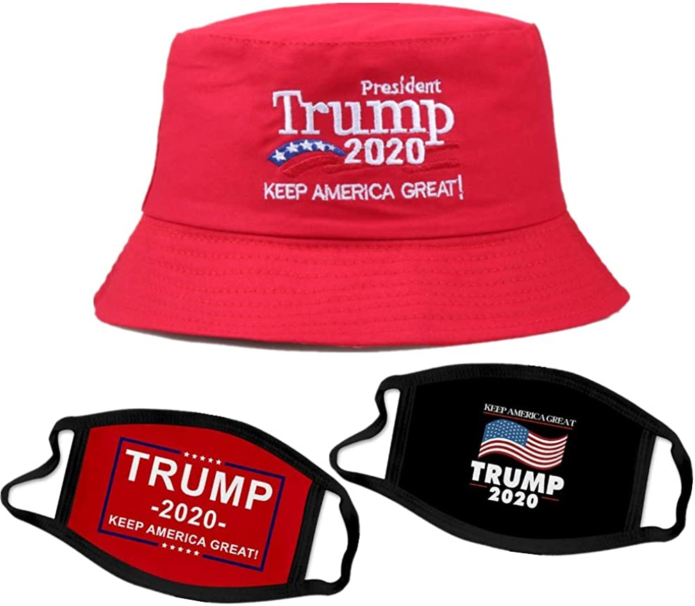 MAGA Hats Make America Great Again Donald Trump Slogan with USA Flag Cap Adjustable Baseball Hat for Men Women