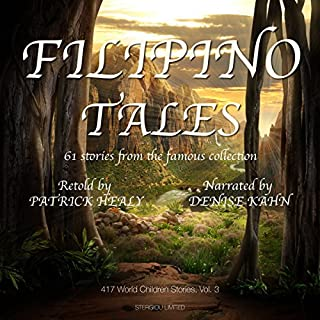 Filipino Tales: 61 Stories from the Famous Collection audiobook cover art