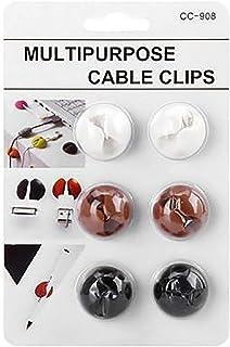 قطع تثبيت وتنظيم الكابلات والاسلاك