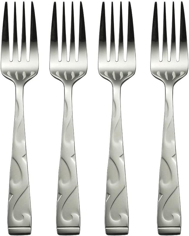 Oneida Tuscany Salad Forks Set Of 4