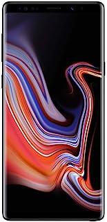 Samsung Galaxy Note 9, 128GB, Ocean Blue - Fully Unlocked (Renewed)