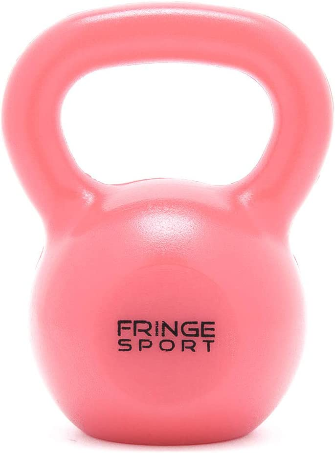 Fringe Sport Mini Plastic Kettlebells SEAL limited product Colors Novelty Year-end gift Assorted