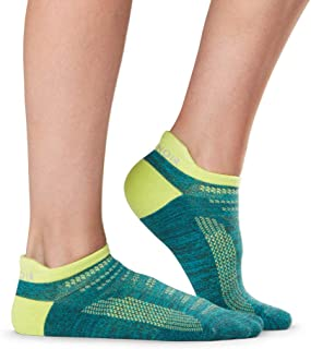 No Show Sport Socks - Tavi Noir Taylor Cushion Socks for Run, Hike, Bike