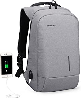 13''15'' USB Charging Backpacks Anti-theft Laptop Computer Bags