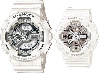 [カシオ] 腕時計 ジーショック×ベビージー ペアセット GA-110C-7AJF / BA-110-7A3JF