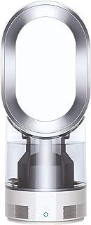 Dyson AM10 - Humidificador ventilador de mesa, 55 W, control de potencia, color Blanco/Plata