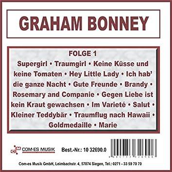 Graham Bonney, Folge 1