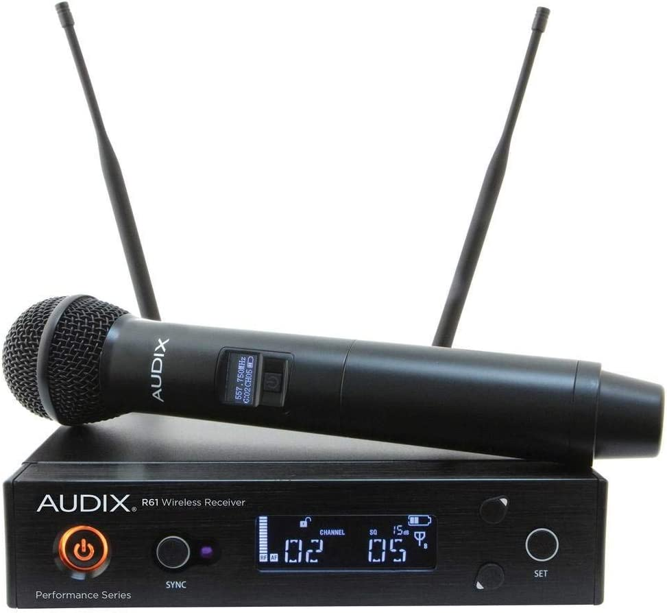 Audix AP61 OM5 Wireless System Limited time sale - free Receiver W H60 R61