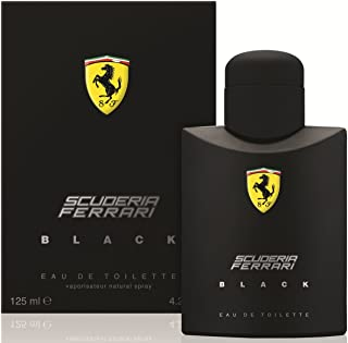 Ferrari Black for Men, 4.2 oz EDT Spray