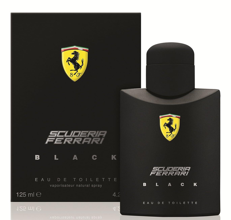 約設定なぜベルトフェラーリ フェラーリ ブラック EDT SP 125ml(並行輸入品)