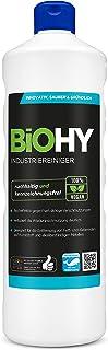 BiOHY Przemysłowy środek czyszczący (butelka 1l)   niskopieniący łamacz zabrudzeń   usuwa tłuszcz i olej ze wszystkich wod...