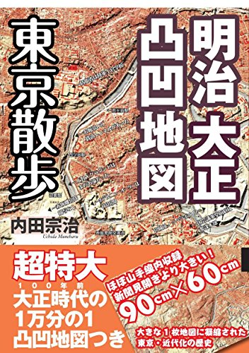 明治 大正凸凹地図 東京散歩の詳細を見る