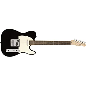 Squier Bullet Tele BLK · Guitarra eléctrica: Amazon.es ...