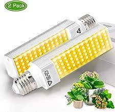 Verstellbarer Schwanenhals mit St/änder f/ür Zimmerpflanzen(20 Watt) NotoCity 20W Pflanzenlicht mit Automatischer Ein- 2-Kopf-LED-Pflanzenlicht mit 10 Dimmbaren Leuchtstufen Ausschaltfunktion