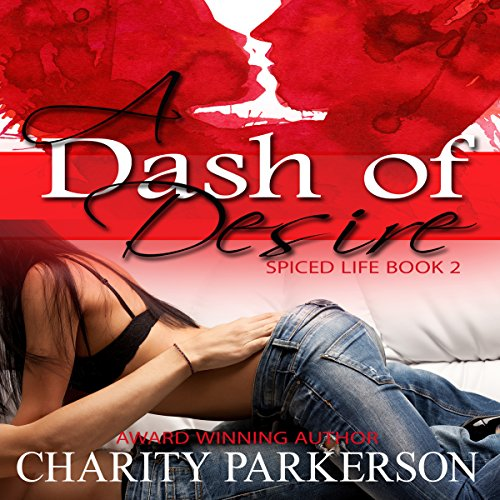 A Dash of Desire audiobook cover art