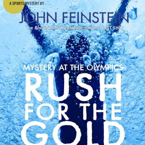 Rush for the Gold: Mystery at the Olympics audiobook cover art