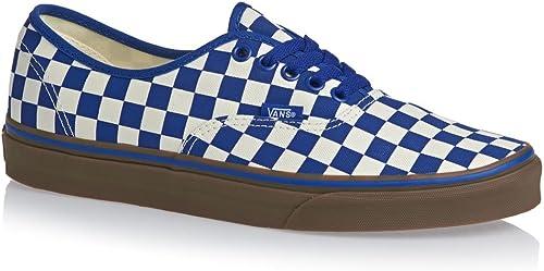 Vans Herren Turnschuhe Checkerboard Authentic Turnschuhe