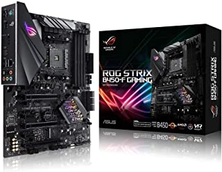 ASUS AMD B450 搭載 AM4 マザーボード ROG STRIX B450-F GAMING 【 ATX 】【 第3世代 AMD Ryzen CPU に対応】