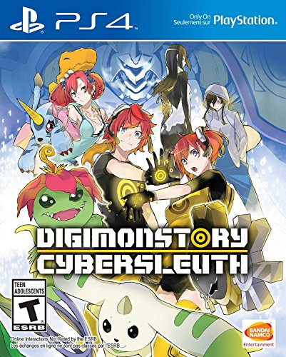 DIGIMON Story: Cyber Sleuth (PS4) by Bandai Namco Entertainment