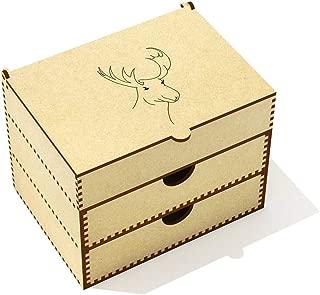Azeeda  Moose  Vanity Case Makeup Box  VC00020497