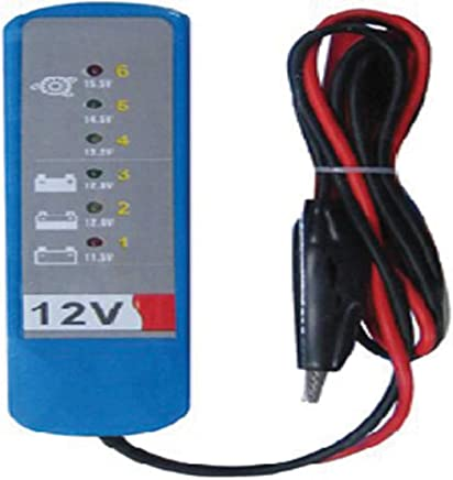 Streetwize SWBT100 Streetwise 12v Battery Alternator Tester