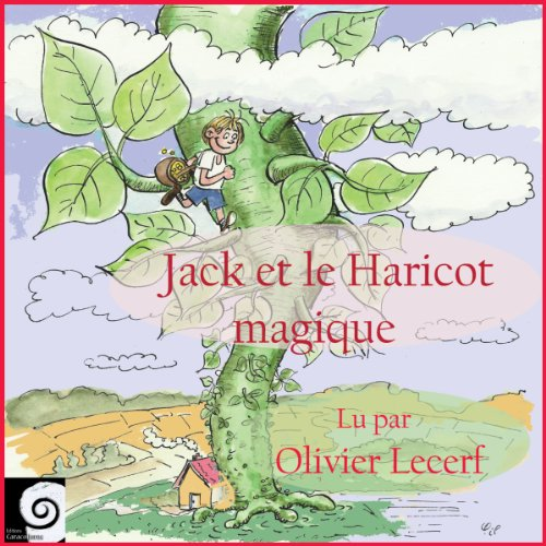 Jack et le haricot magique audiobook cover art