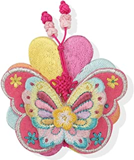 Korea Hanbok Girl Hair Pin Baby Girls Traditional Accessory Butterfly Birthday New Year Party Event Yea-Jin