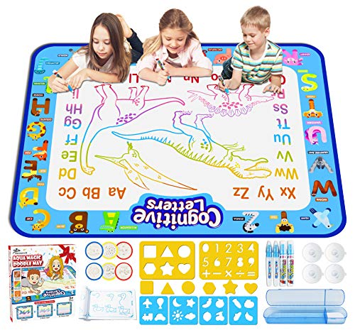 Jasonwell Aqua Magic Doodle Mat 40 X 32 Inches...