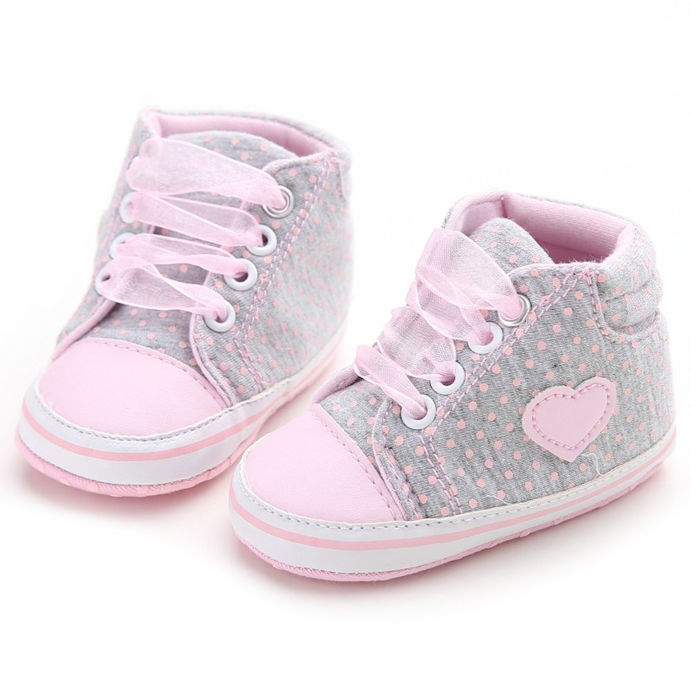 Luerme Baby Infant Toddler Shoes, Cute