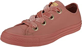 Converse Chuck Taylor All Star Big Eyelets Ox Women's Sneaker (7 B(M) US) Blush Pink