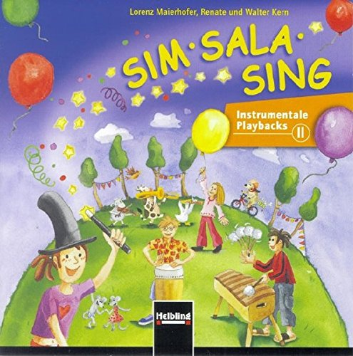 Sim Sala Sing. AudioCD: Instrumentale Playbacks. CD 2 (Sim Sala Sing / Instrumentale Playbacks)