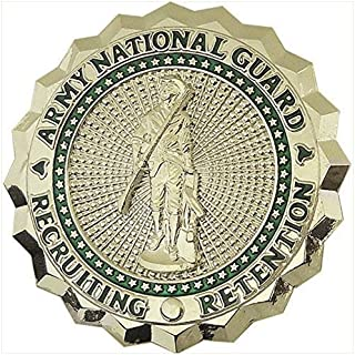 Vanguard Army Identification Badge: Army National Guard Recruiting and Retention