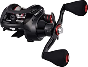 Piscifun Torrent Baitcasting Reel 18LB Carbon Fiber Drag 7.1:1 Baitcasters Unequaled Affordable High-tech Innovation Baitcast Fishing Reels