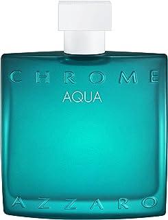 Azzaro Chrome Aqua Men's Eau de Toilette Spray, 100 ml