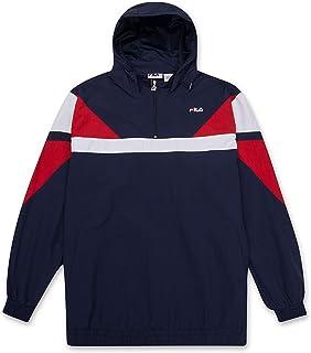 Men Big and Tall Quarter Zip Anorak Jacket Windbreaker Pullover Men