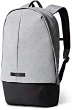 "Bellroy Classic Backpack Plus (22 liters, 15"" Laptop, Spare Clothes, Headphones, Notebook) Ash"