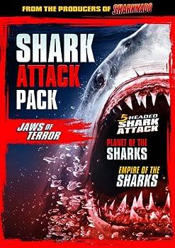 Shark Attack Pack  Jaws of Terror