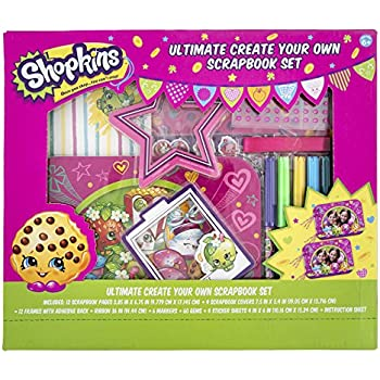 Shopkins Ultimate Create Your Own Scrapbook S | Shopkin.Toys - Image 1
